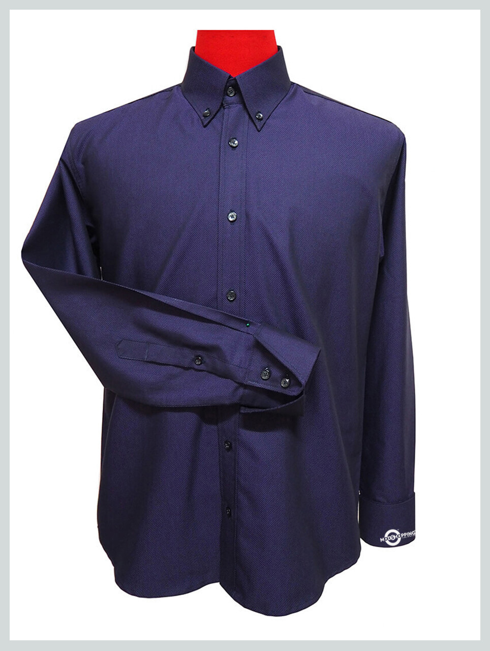 Button Down Shirt  Purple Colour Button Down Shirt
