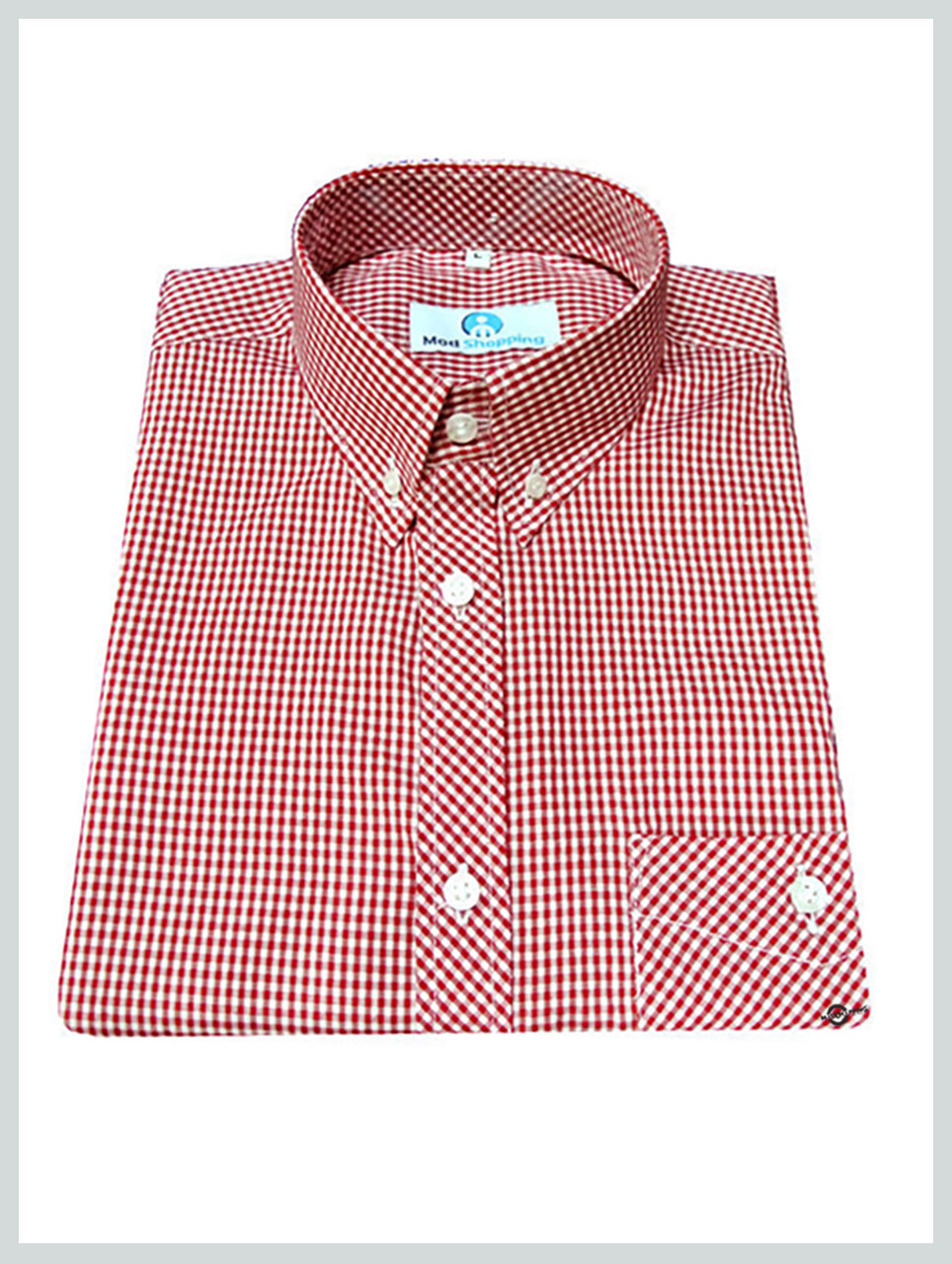 Red Gingham Shirt| Red Short Sleeve Gingham Shirt Uk