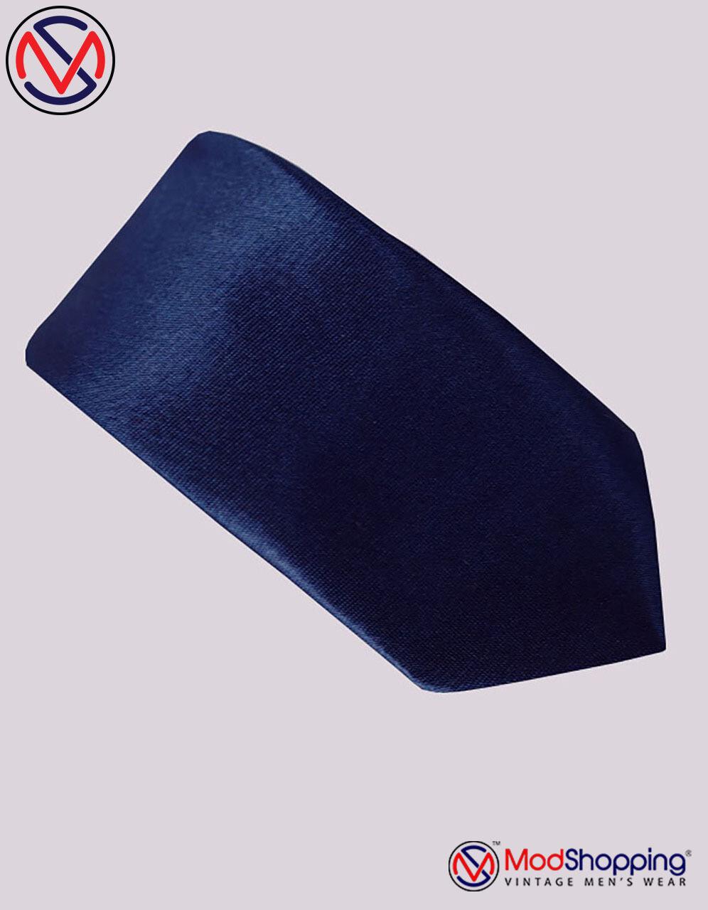 Dark Blue Nick Tie