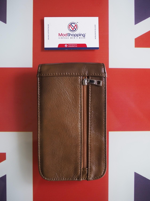 Brown Vintage Phone Case
