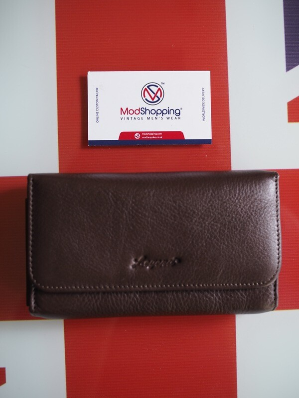 Brown Leather Phone wallets