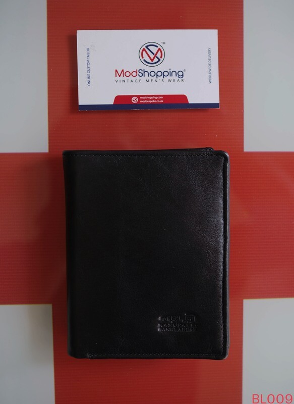 Short Wallet Black Color