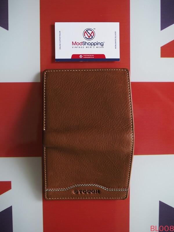Short Wallet Brown Color