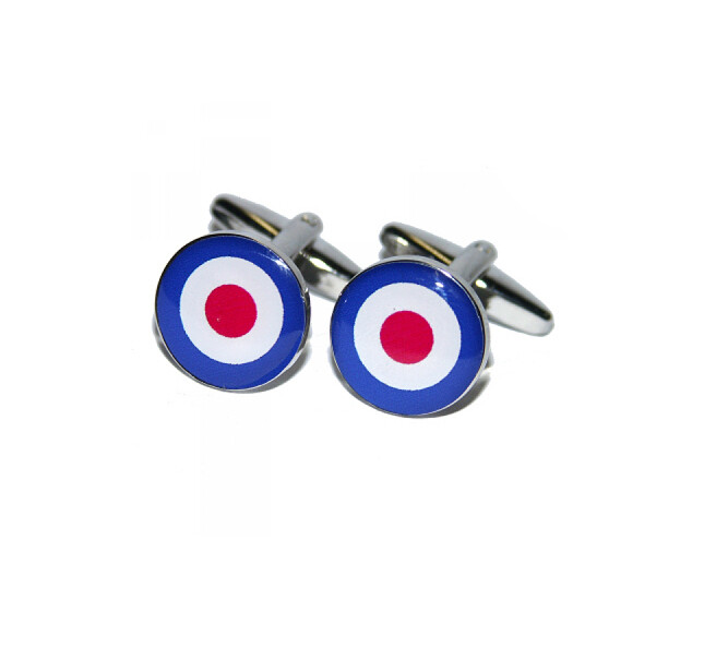 Cufflinks| Mod Target Cufflinks For Men