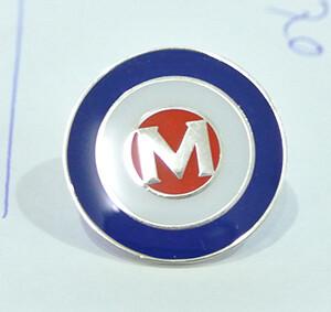 Pin Badges| New Brand Lapel Pin Badge For Men