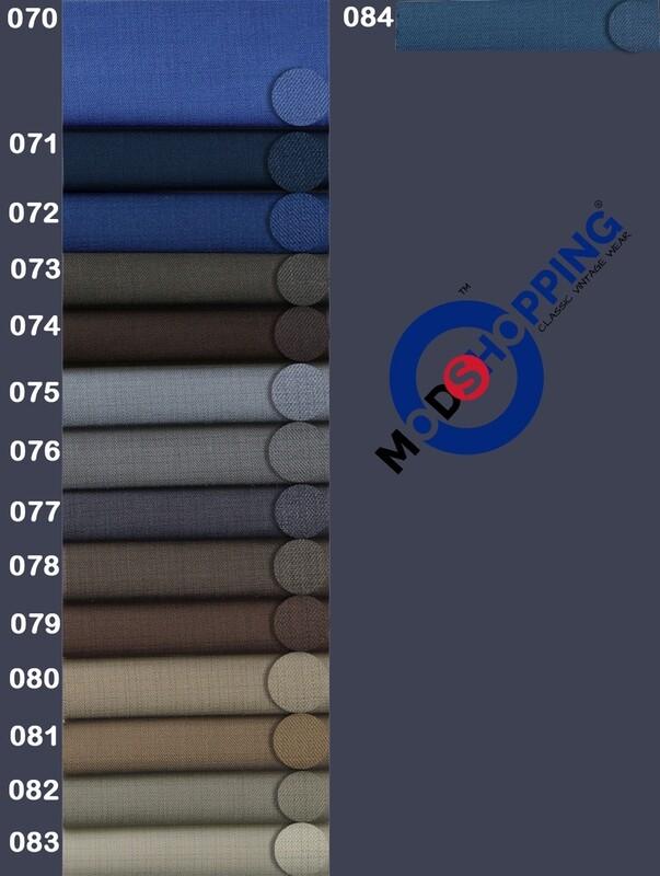 Custom Pale Color Trouser