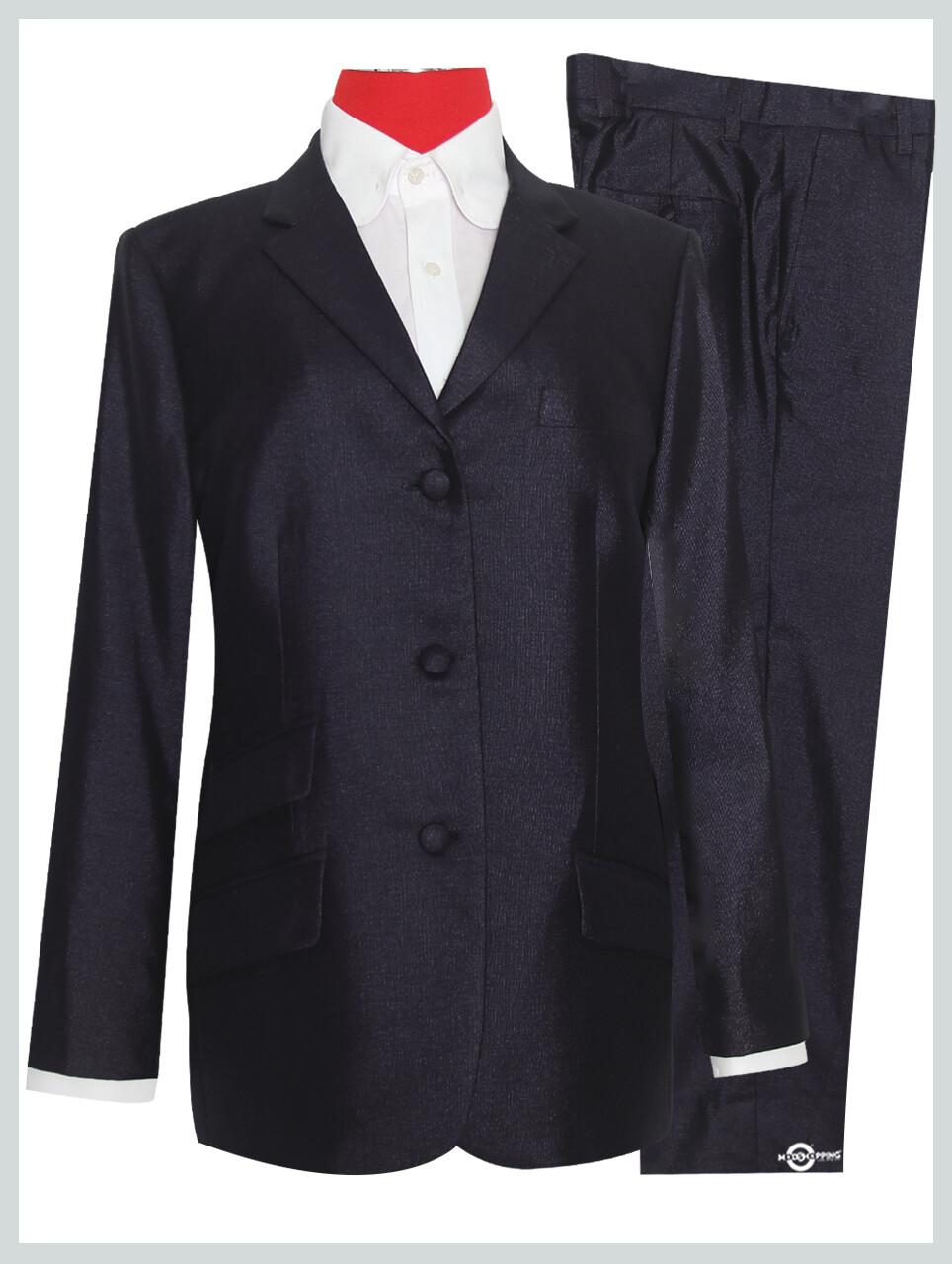 Purple Tonic Suit Formal Ladies