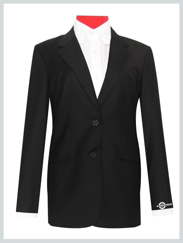 Ladies Black 2 button slim fit Blazer Jacket