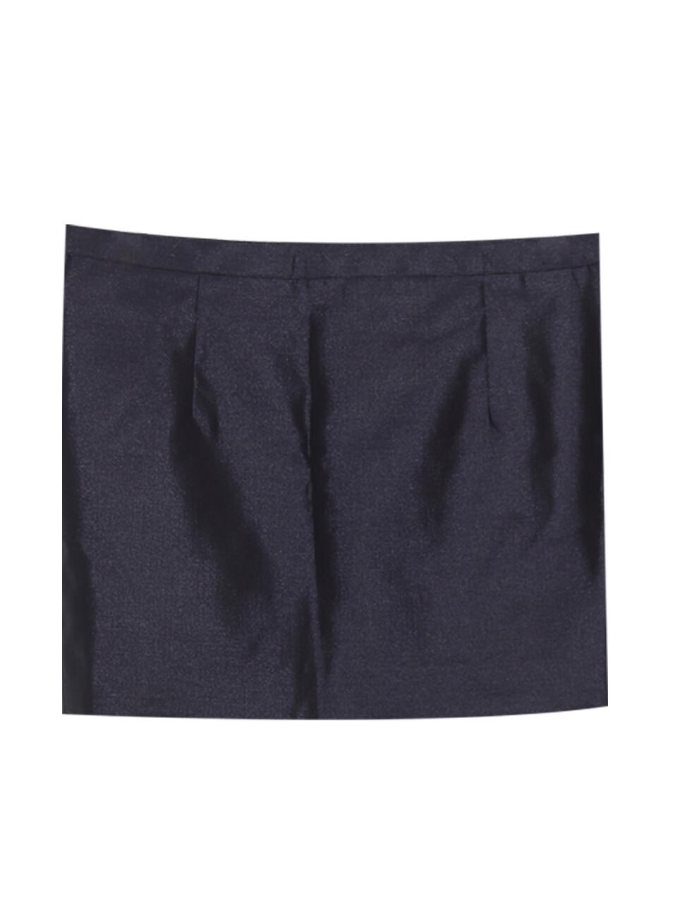 Purple Tonic Skirt