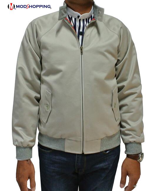 This Jacket Only Grey Harrington Jacket 38R.