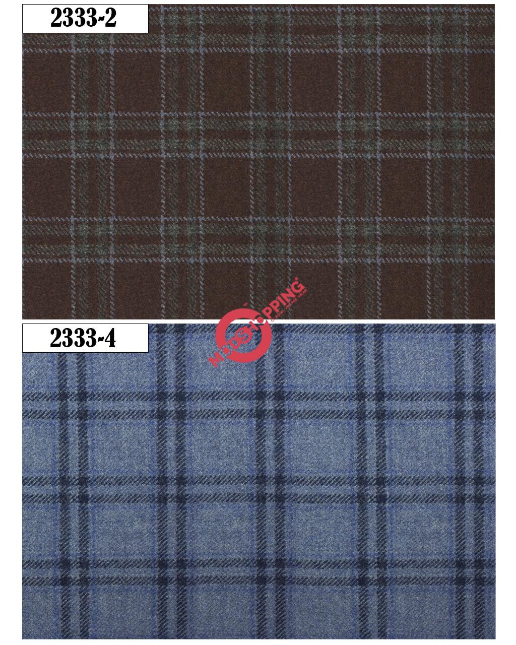 Custom Tartan Plain Tweed Jacket