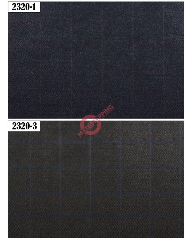 Custom Hreeingbone Windowpane Check Tweed Jacket