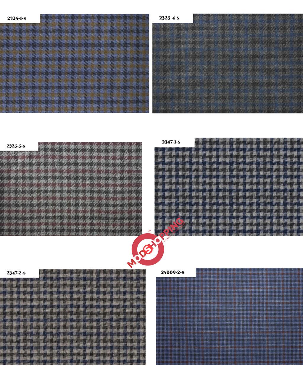 Vintage Gingham Check Tweed 3 Piece Suit