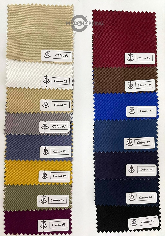60s Mod Clothing Custom Mod Chino Trouser