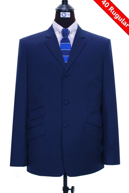 Sale Only This Jacket Navy Blue Prince Of Wales Check