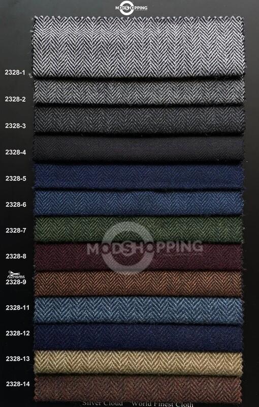Custom 2 Piece Suit | Herringbone Tweed Suit