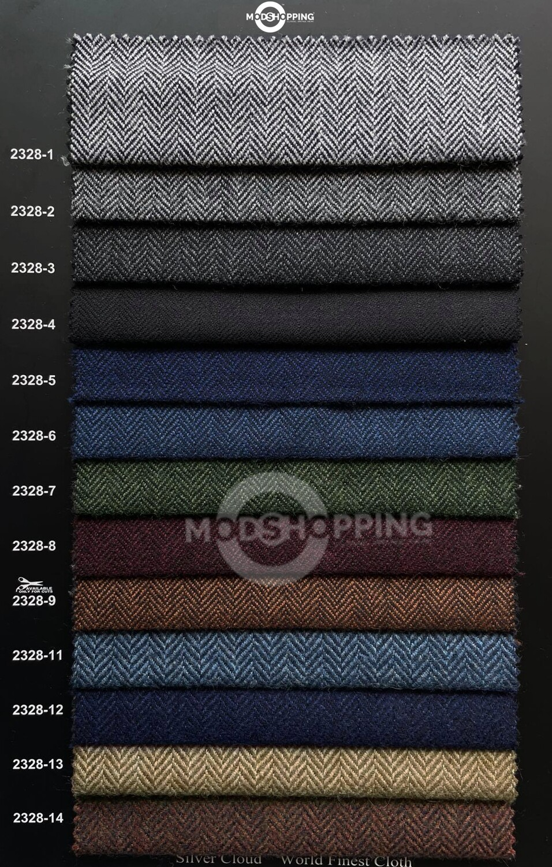 Custom Jacket | Herringbone Tweed Jacket