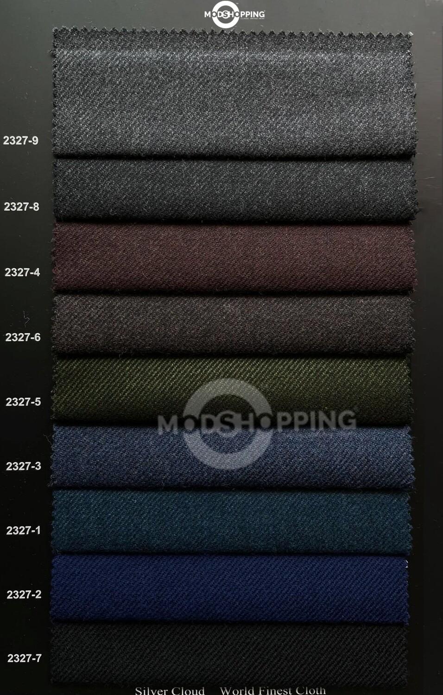 Custom 2 Piece Suit | Plain Color Tweed Suit