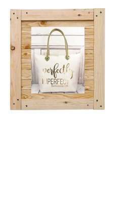 Perfectly Imperfect Tote Ecclesiastes 7:20