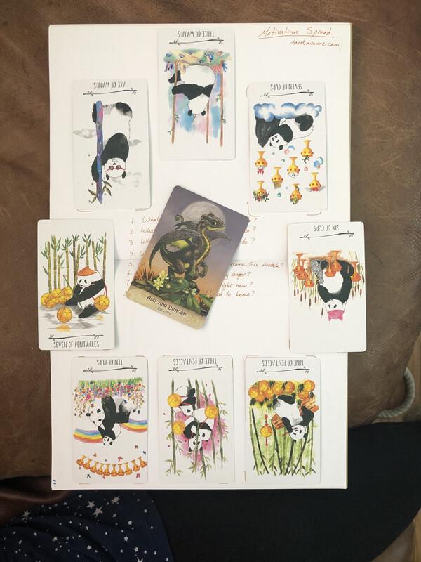 Custom Tarot Reading or Interpretation (Email)