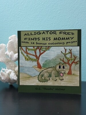 Alligator Fred Finds HIs Mommy