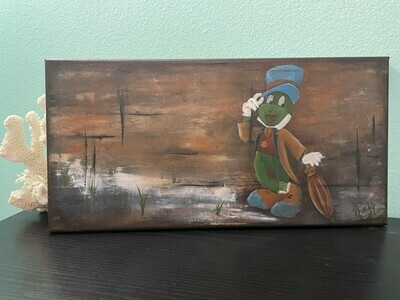 Find your Path Original Canvas Painting