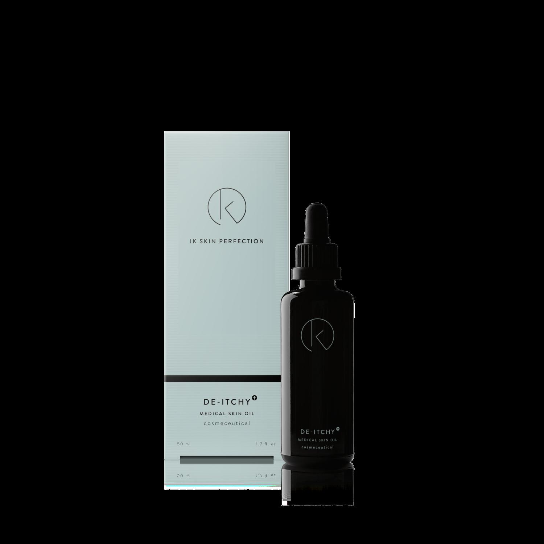 DE-ITCHY+  Medical Skin Oil