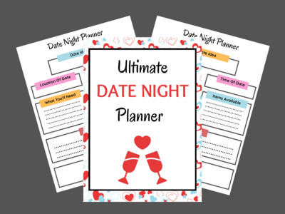 Ultimate Date Night Planner