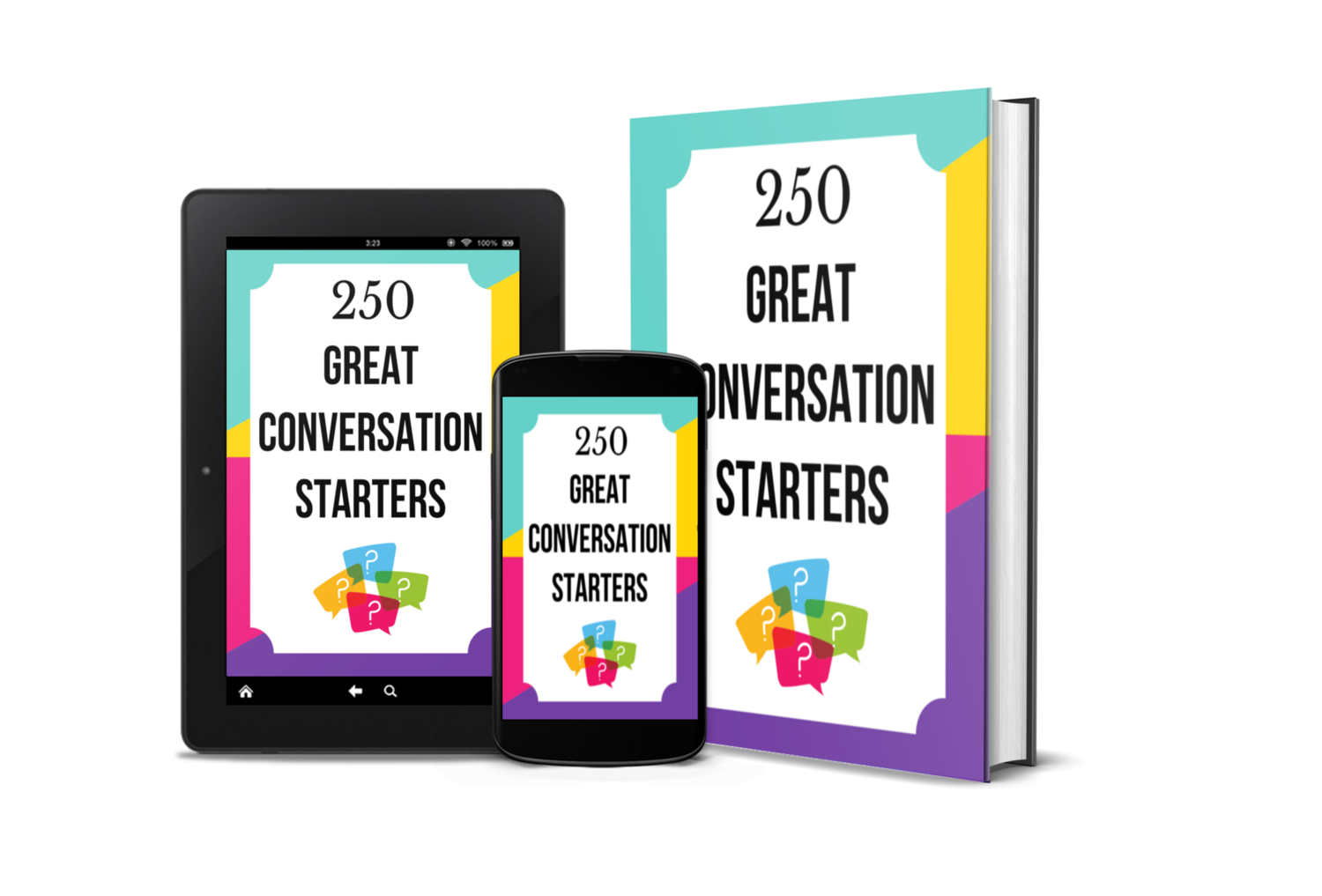 250 Great Conversation Starters For Couples