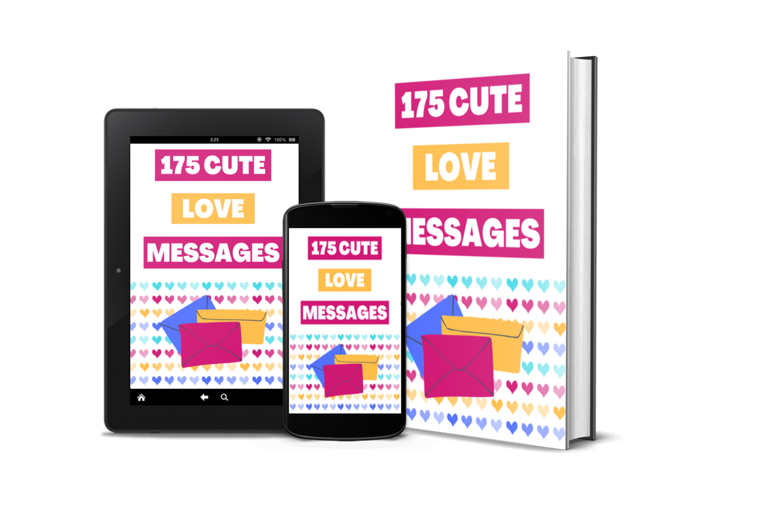 175 Cute Love Messages