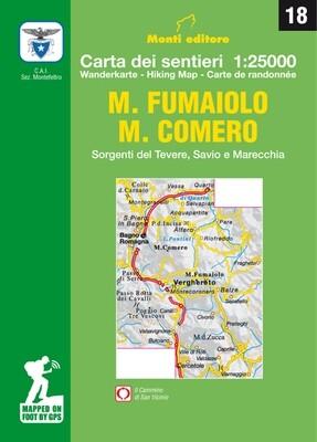 18 - Monte Fumaiolo Monte Comero