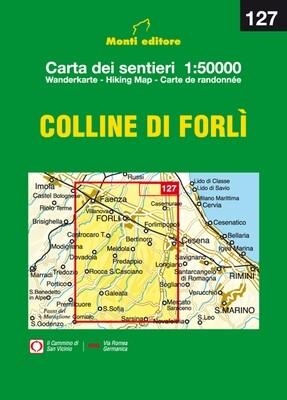 127 - Colline di Forlì