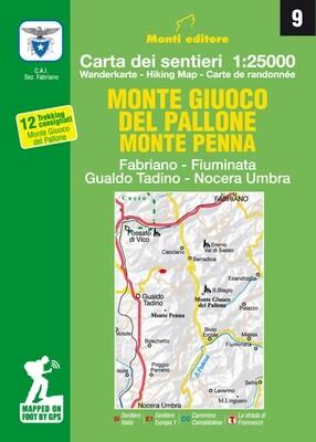 9 - Monte Giuoco del Pallone
