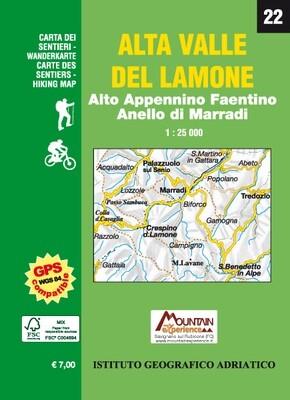 22 - Alta Valle del Lamone