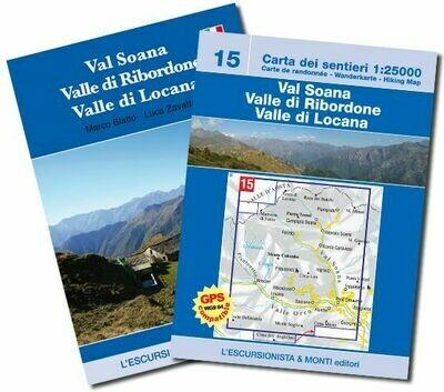 15 - Val Soana, Valle di Ribordone, Valle di Locana