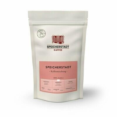 Speicherstadt Kaffeemischung (ganze Bohne 250g)