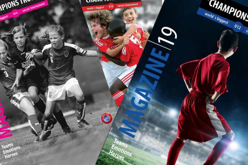 Champions Trophy Magazin 2022