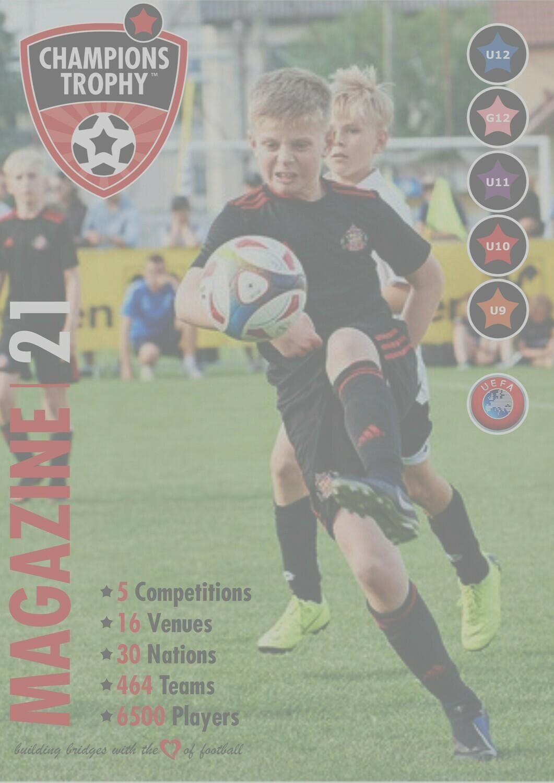 Champions Trophy Magazin 2021