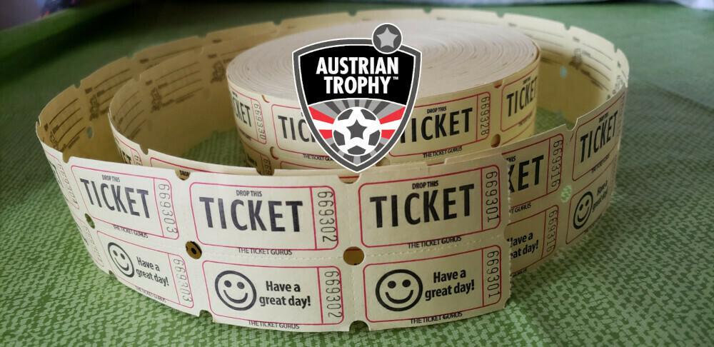 Austrian Trophy Turniergebühr ab