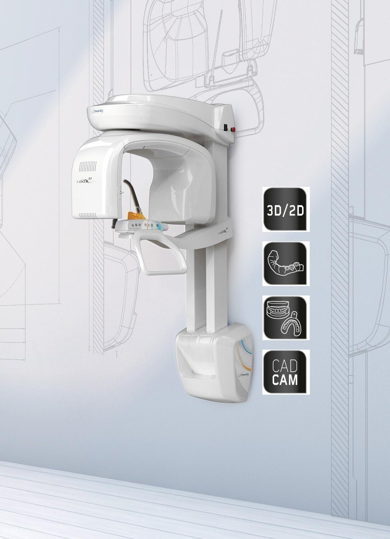 OWANDY I-MAX 3D Tomograf CBCT wersja ścienna