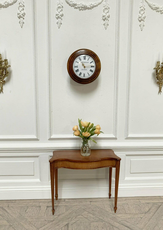 English Dial wall clock