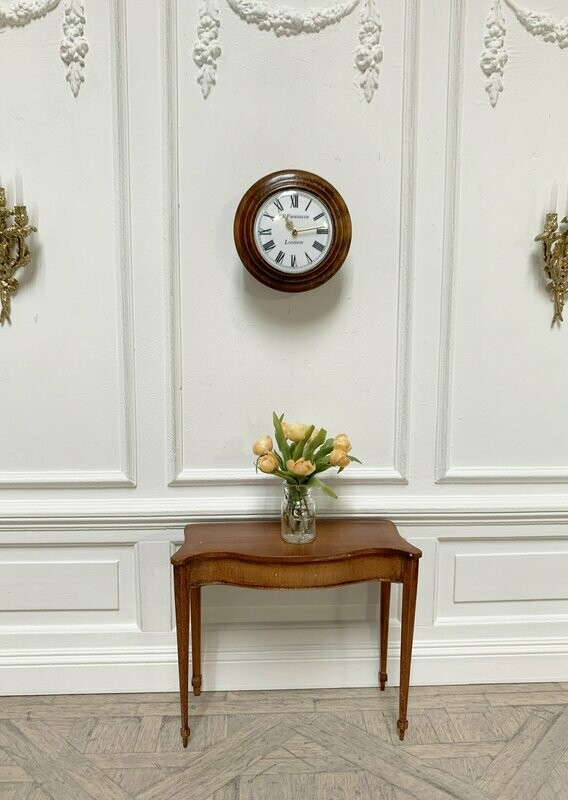 English Dial wall clock