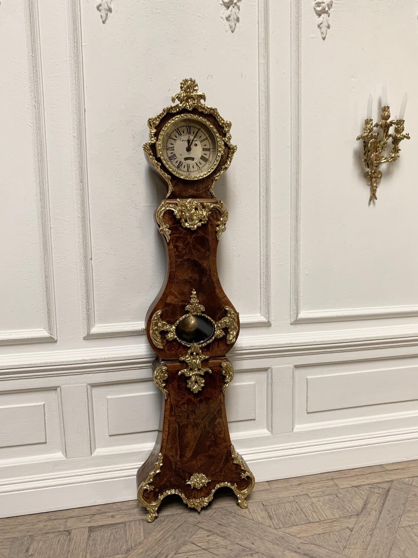 French Regulator clock