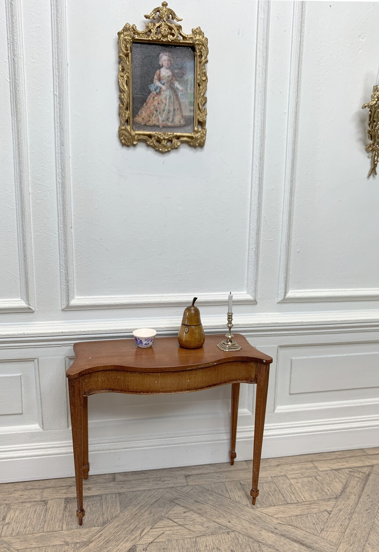 Georgian Pear shaped Tea Caddy