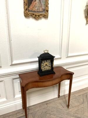 17th century small bracket clock