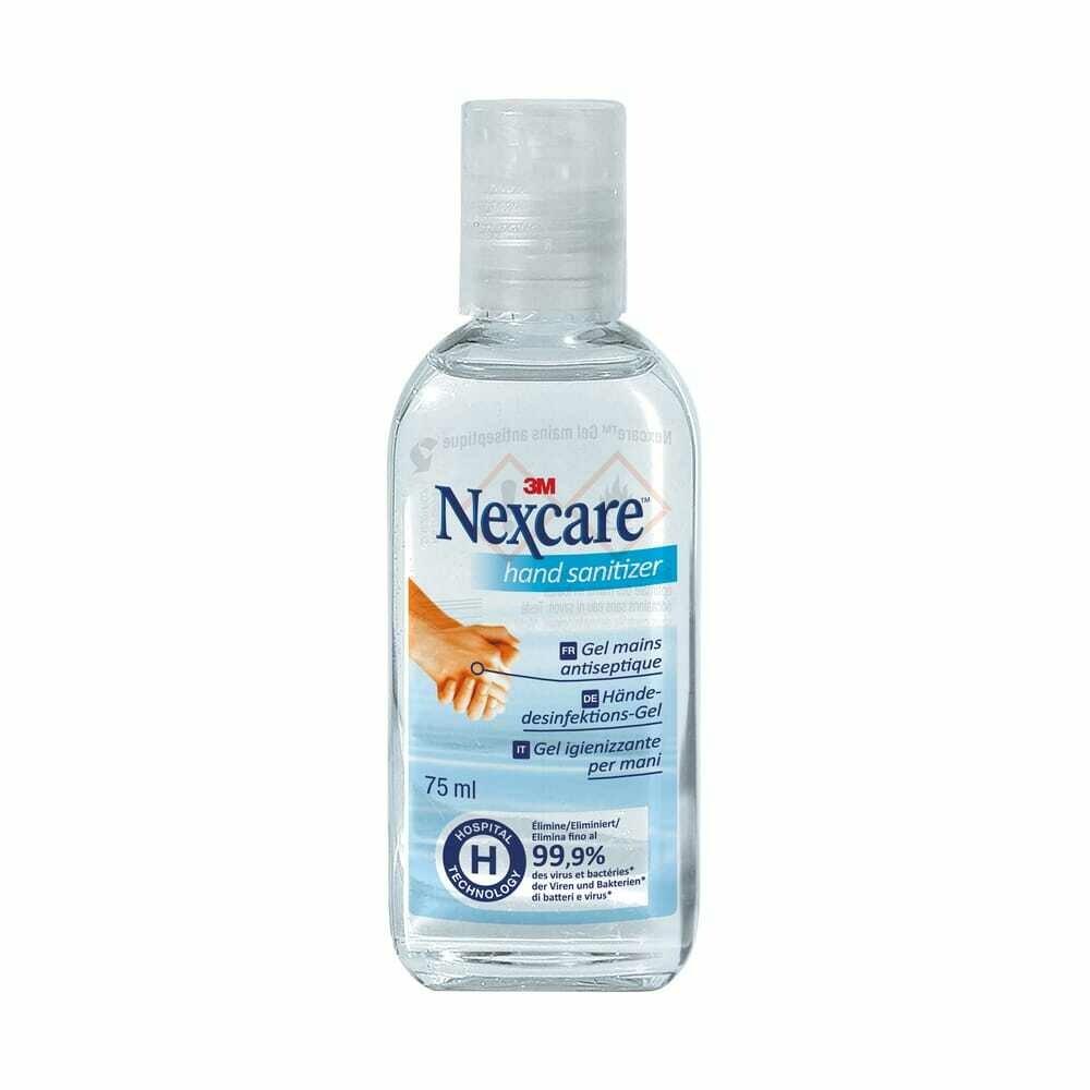 NEXCARE gel disinfettante mani 75 ml