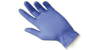 SWISS GREEN guanti nitrile pacco da 100 pezzi
