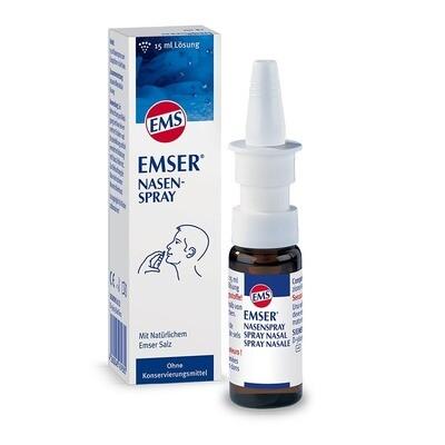 EMSER spray nasale 15 ml