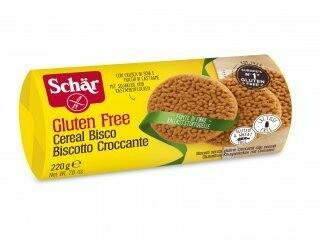 SCHÄR biscotto croccante 220 g