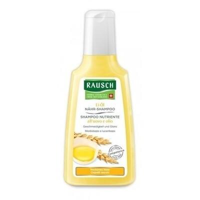 RAUSCH shampoo nutriente all'uovo e olio 200 ml